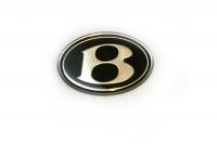 """Эмблема """"Bentley Style"""" (Medalion)"""