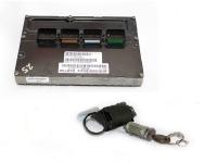 Блок управления ДВС и АКПП 2.4 DOHC с ключом и замком